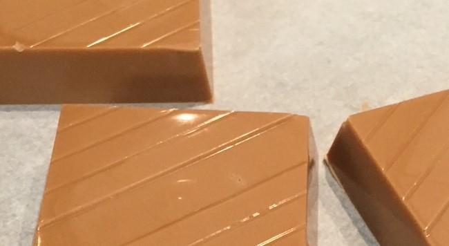 Herstellung Karamellkuvertüre